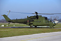 Helicopter-DataBase Photo ID:16505 Mi-24D (upgrade by WZL-1) 56th Army Aviation Base 459 cn:410459