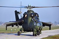 Helicopter-DataBase Photo ID:16506 Mi-24D (upgrade by WZL-1) 56th Army Aviation Base 459 cn:410459