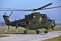 Helicopter-DataBase Photo ID:16541 Mi-24D (upgrade by WZL-1) 49th Army Aviation Base 460 cn:410460