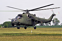 Helicopter-DataBase Photo ID:12617 Mi-24V (upgrade by WZL-1) 49th Army Aviation Base 735 cn:410735