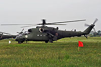 Helicopter-DataBase Photo ID:12619 Mi-24V (upgrade by WZL-1) 56th Army Aviation Base 736 cn:410736