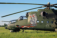 Helicopter-DataBase Photo ID:14867 Mi-24V (upgrade by WZL-1) 56th Army Aviation Base 739 cn:410739