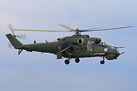 Helicopter-DataBase Photo ID:14861 Mi-24V (upgrade by WZL-1) 56th Army Aviation Base 741 cn:410741