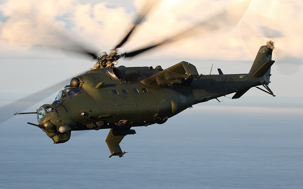 Mi-24V (upgrade by WZL-1)   956