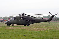 Helicopter-DataBase Photo ID:15704 Mi-24V (upgrade by WZL-1) 56th Army Aviation Base 956 cn:340956