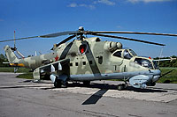 Helicopter-DataBase Photo ID:16895 Mi-24V Rostvertol  cn:340956