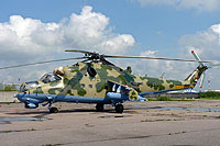 Helicopter-DataBase Photo ID:6841 Mi-35P Sudanese Air Force 949