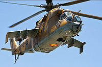 Helicopter-DataBase Photo ID:13800 Mi-24D Republic of Mali Air Force TZ-406 cn:U5086