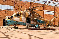 Helicopter-DataBase Photo ID:13799 Mi-24D Republic of Mali Air Force TZ-407 cn:U5088