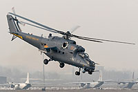 Helicopter-DataBase Photo ID:13225 Mi-35M Kazakhstan air force 01 red
