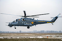 Helicopter-DataBase Photo ID:13231 Mi-35M Kazakhstan air force 01 red