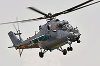 Helicopter-DataBase Photo ID:14935 Mi-35M Kazakhstan air force 02 red