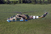 Helicopter-DataBase Photo ID:16677 Mi-24PU-1 Ukrainian Army Aviation 104 red