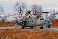 Helicopter-DataBase Photo ID:17205 Mi-24VP Ukrainian Army Aviation 10 red cn:3532584910259