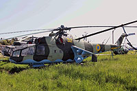 Helicopter-DataBase Photo ID:14672 Mi-24A State Aviation Museum 32 yellow cn:4202405