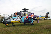 Helicopter-DataBase Photo ID:14673 Mi-24V State Aviation Museum  cn:34035103027
