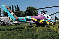 Helicopter-DataBase Photo ID:14674 Mi-24V State Aviation Museum  cn:34035103027