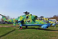 Helicopter-DataBase Photo ID:14679 Mi-24V State Aviation Museum 70 yellow cn:34035103027