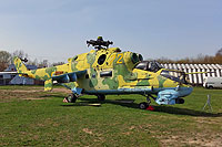 Helicopter-DataBase Photo ID:14678 Mi-24P State Aviation Museum 72 yellow cn:3532432622932