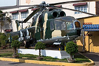 Helicopter-DataBase Photo ID:14224 Mi-24A Vietnam People's Air Force Museum 7403