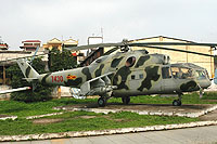 Helicopter-DataBase Photo ID:14227 Mi-24A Vietnam People's Air Force Museum 7430 cn:1200502