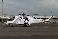 "Helicopter-DataBase Photo ID:16801 Mi-25 ""MIssion 24"" United Nations Z2556 cn:110312"