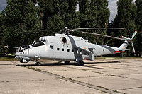 "Helicopter-DataBase Photo ID:15768 Mi-35 ""MIssion 24"" Indian Air Force Z3141 cn:110953"