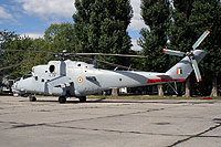 "Helicopter-DataBase Photo ID:15769 Mi-35 ""MIssion 24"" Indian Air Force Z3141 cn:110953"