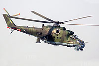 Helicopter-DataBase Photo ID:13178 Mi-24P Myanmar Air Force 6807