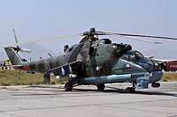 Helicopter-DataBase Photo ID:850 Mi-24P Afghan Air Force 111 cn:3532433317101