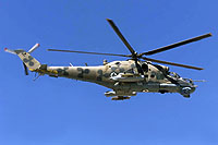 Helicopter-DataBase Photo ID:16519 Mi-24P Afghan Air Force 111 cn:3532433317101