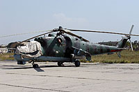 Helicopter-DataBase Photo ID:851 Mi-24P Afghan Air Force 112 cn:3532434318461