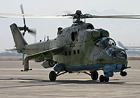 Helicopter-DataBase Photo ID:5666 Mi-24V (upgrade for Afghanistan) Afghan National Army Air Force 115 cn:730816