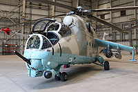 Helicopter-DataBase Photo ID:15861 Mi-24V Afghan National Army Air Force 123