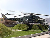 Helicopter-DataBase Photo ID:1045 Mi-24A OMAR Museum Kabul 334