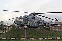Helicopter-DataBase Photo ID:1046 Mi-24A OMAR Museum Kabul 334