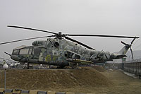 Helicopter-DataBase Photo ID:16804 Mi-24A OMAR Museum Kabul 334