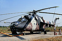 Helicopter-DataBase Photo ID:6598 Mi-24V Ministry of Interior of Republic of Serbia  cn:340…19632