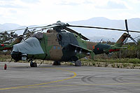 Helicopter-DataBase Photo ID:9616 Mi-24V Macedonian Air Force 205 cn:3532424319977