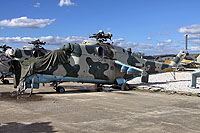 Helicopter-DataBase Photo ID:9609 Mi-24K Air Force of North Macedonia 211 cn:3532013711432