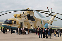 Helicopter-DataBase Photo ID:14591 Mi-26T2 Algerian Air Force SL-66 cn:34001212712