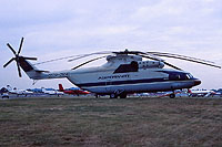 Helicopter-DataBase Photo ID:16822 Mi-26 Aeroflot (Soviet Airlines) CCCP-06141 cn:00-01