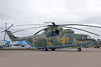 Helicopter-DataBase Photo ID:15809 Mi-26 Russian Air Force 07 yellow cn:34001212606