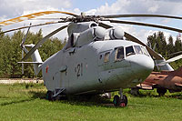 Helicopter-DataBase Photo ID:13929 Mi-26 Museum Monino 21 black cn:34001212102