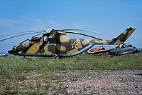 Helicopter-DataBase Photo ID:17506 Mi-26 Russian Air Force 61 yellow cn:34001212050