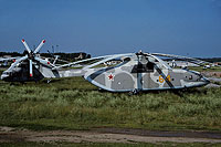 Helicopter-DataBase Photo ID:17505 Mi-26 Russian Air Force 64 yellow cn:34001212053