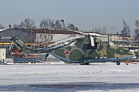 Helicopter-DataBase Photo ID:12091 Mi-26 Russian Air Force 66 yellow cn:34001212055
