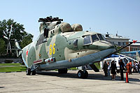 Helicopter-DataBase Photo ID:12092 Mi-26 Russian Air Force 66 yellow cn:34001212055