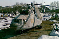 Helicopter-DataBase Photo ID:16618 Mi-26 Kirov Military Aviation Technical College 68 yellow cn:34001212025
