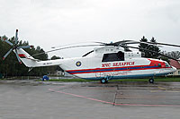 Helicopter-DataBase Photo ID:13949 Mi-26T MChS Belarus EW-300TF cn:34001212466